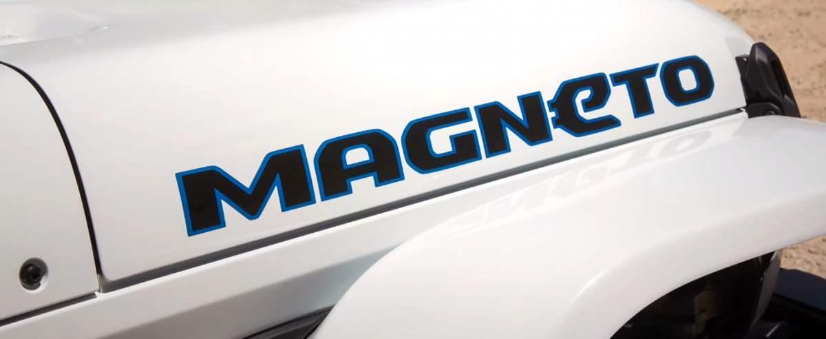 Jeep Magneto - amerykańska marka pokazuje auto elektryczne