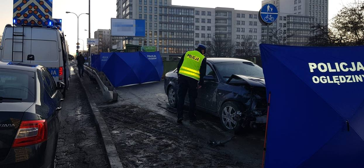 Piesi potrąceni przez Audi