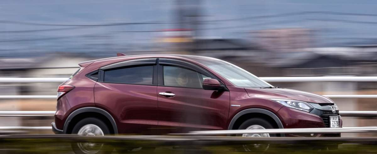 Honda HR-V – mały SUV prosto z Japonii