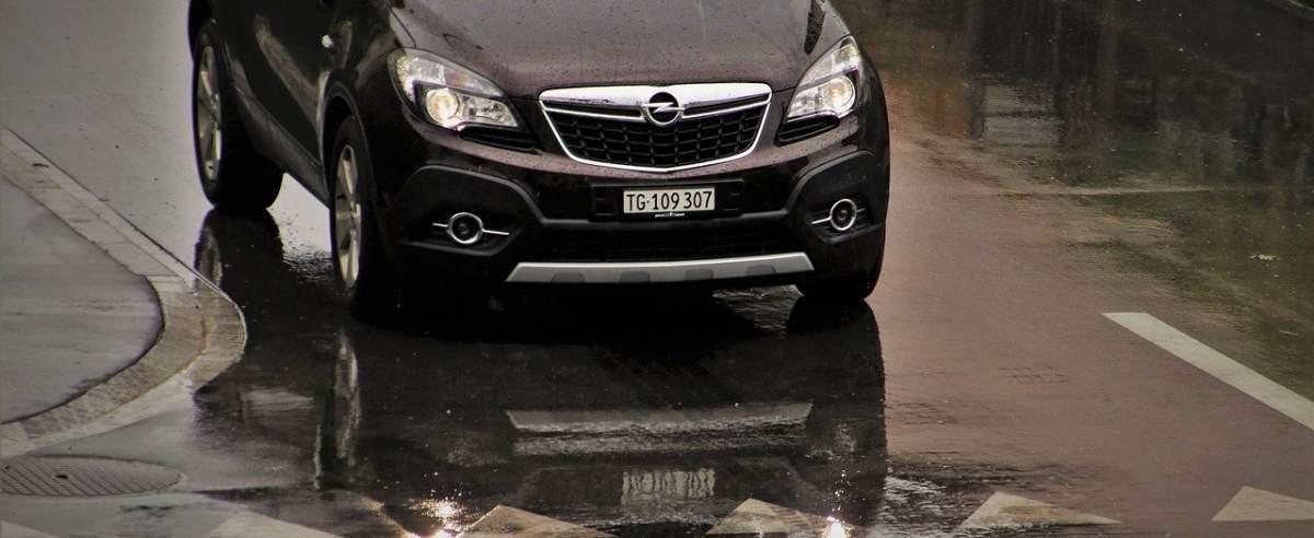 Opel Mokka – niewielki, bardzo popularny crossover
