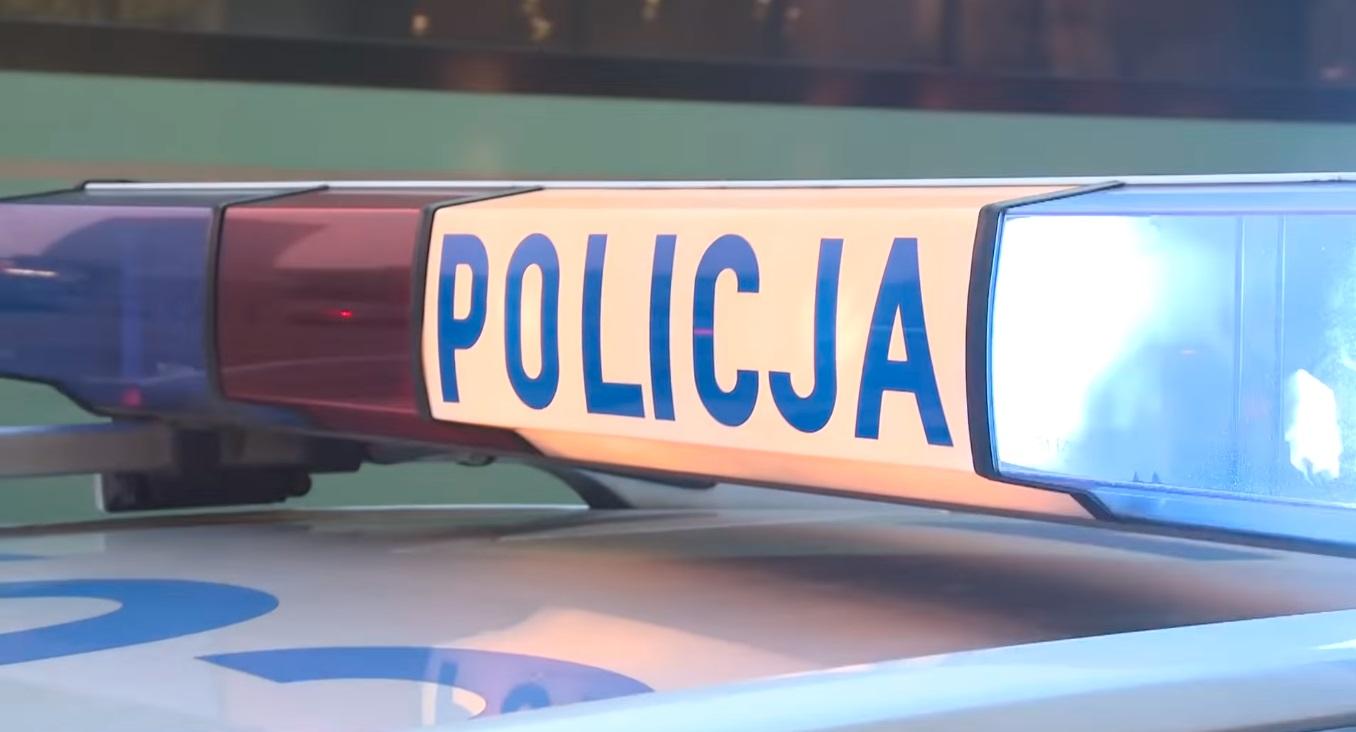 Policja zatrzymała Audi z kobietami w bagażniku