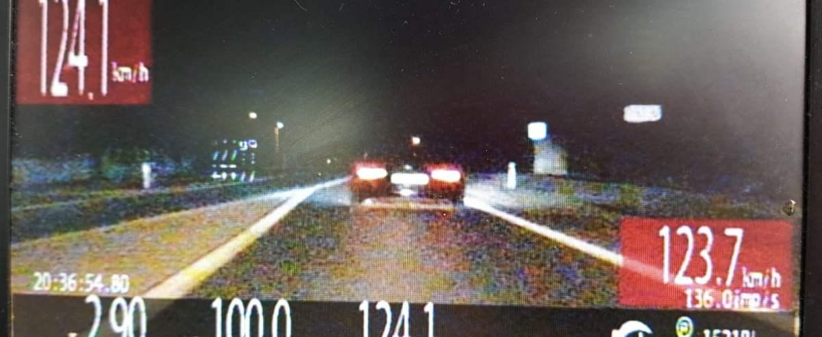 26-letni kierowca audi zarobił 23-punkty karne śpiesząc się do restauracji