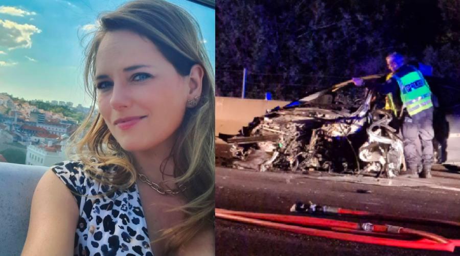 Aldona Marciniak wypadek