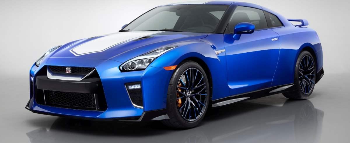 Nissan GT-R R35 zostanie hybrydą?