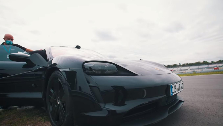 Porsche ustanowiło rekord w długości jazdy w drifcie elektrykiem