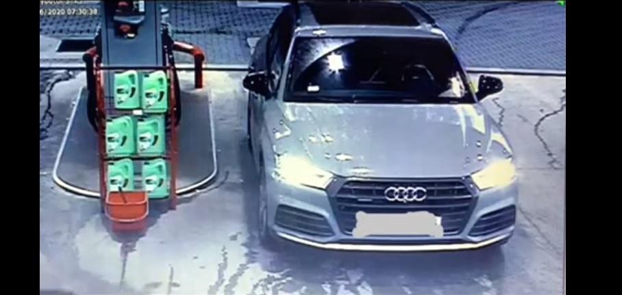 Kradzione auto - Strażnik Graniczny pomógł odzyskać Audi Q5