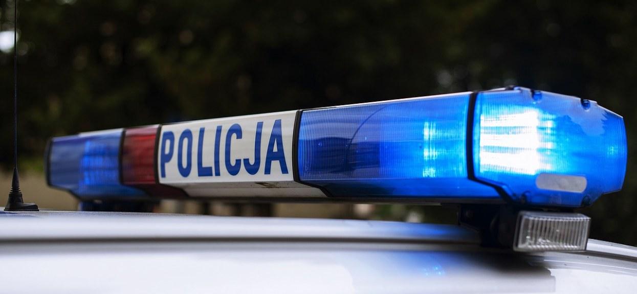 Wypadek 15-latka za kierownicą