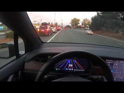 Kierowca Tesla