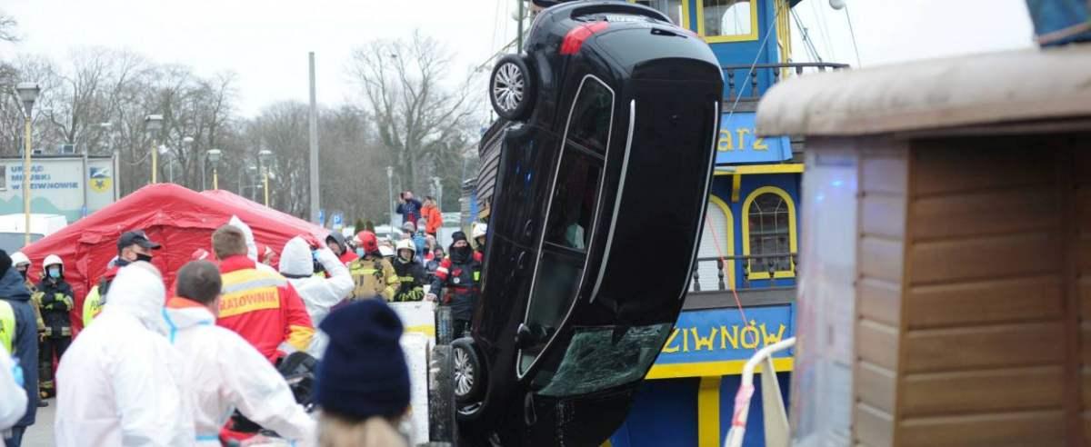 Tragiczny wypadek w Dziwnowie