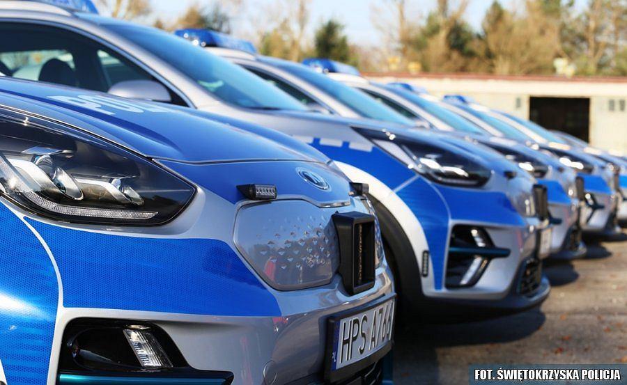 Policja radiowozy