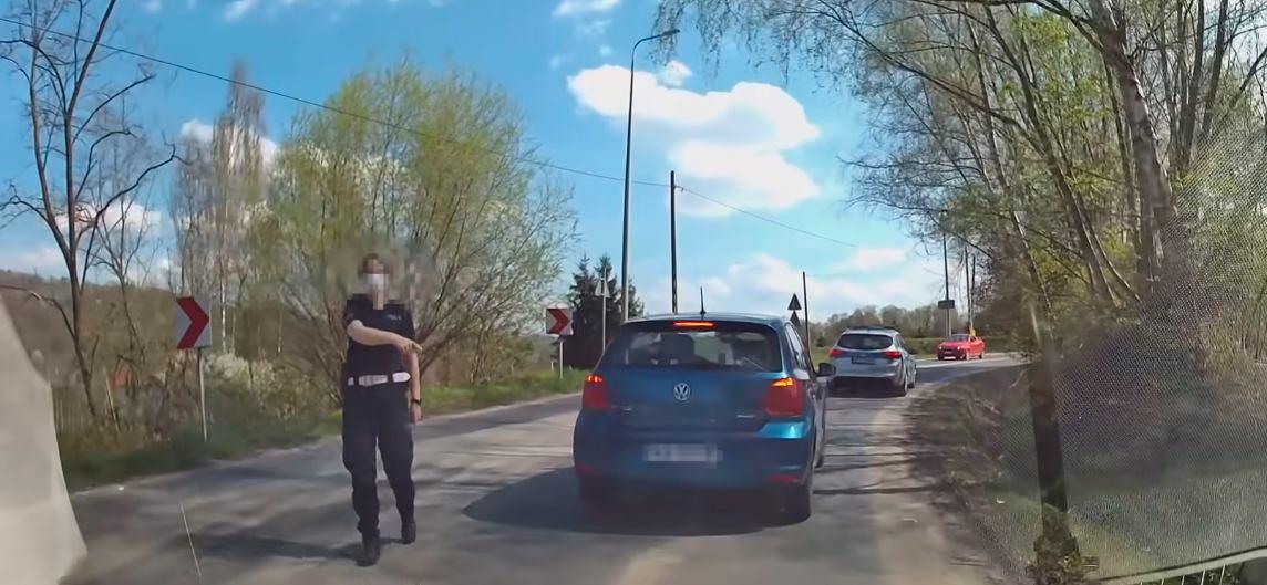 Policja zakaz schrodingera