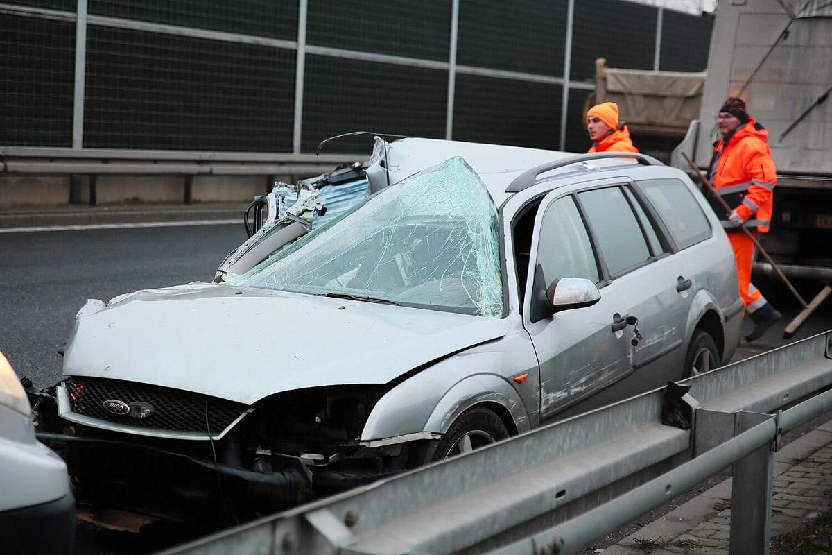 wypadek Kielce