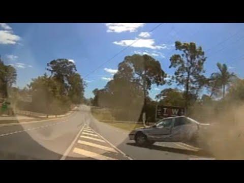Peugeot wypadek