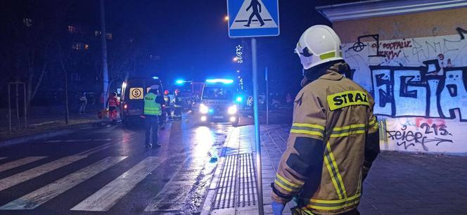 Wypadek w Otwocku. Dwie kobiety potrącone na pasach