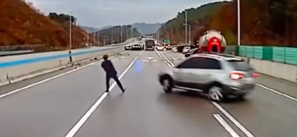 Autostrada karambol