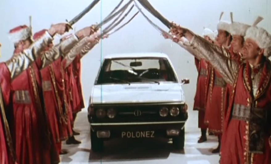 Polonez jak Polonez reklama