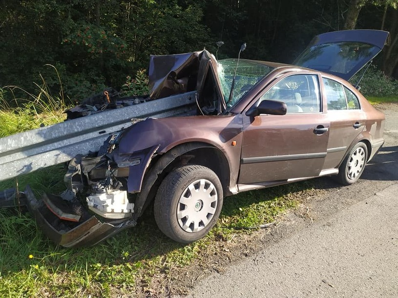 Wypadek w Soli