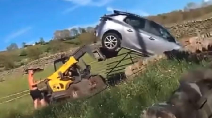 Kierowca rolnik