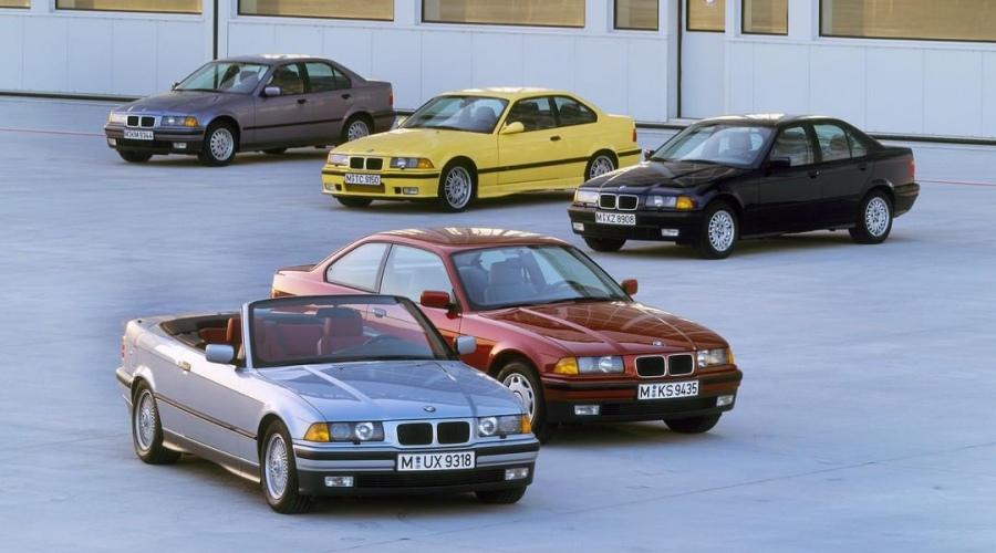 BMW E36 inwestycja w klasyka