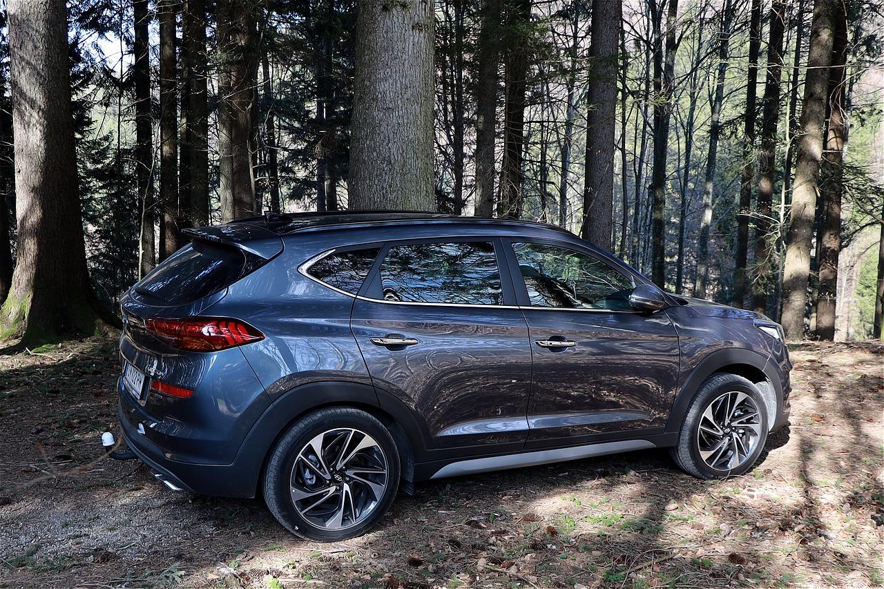 Hyundai Tucson – udany bliźniak Kii Sportage