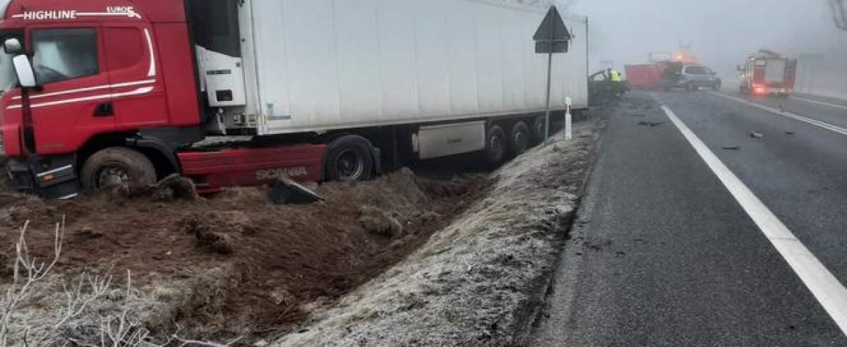 Wypadek DK91