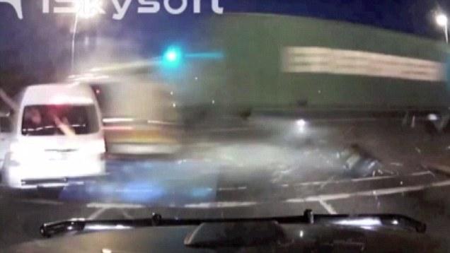 Wypadek Durban