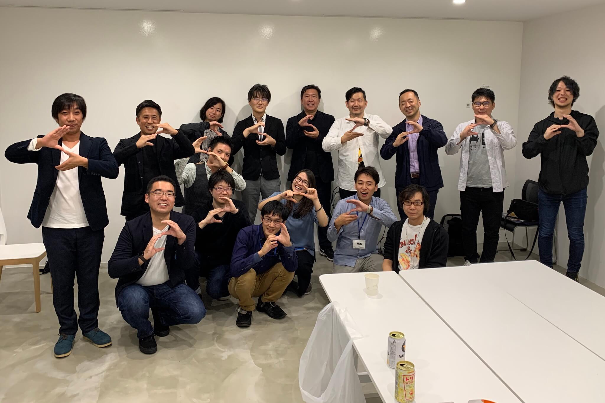 Tech Talk vol1 開催後記