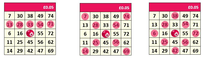 How to win bingo cards
