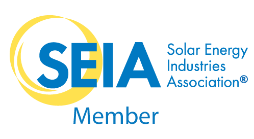 SEIA Member (Solar Energy Industries Association) logo