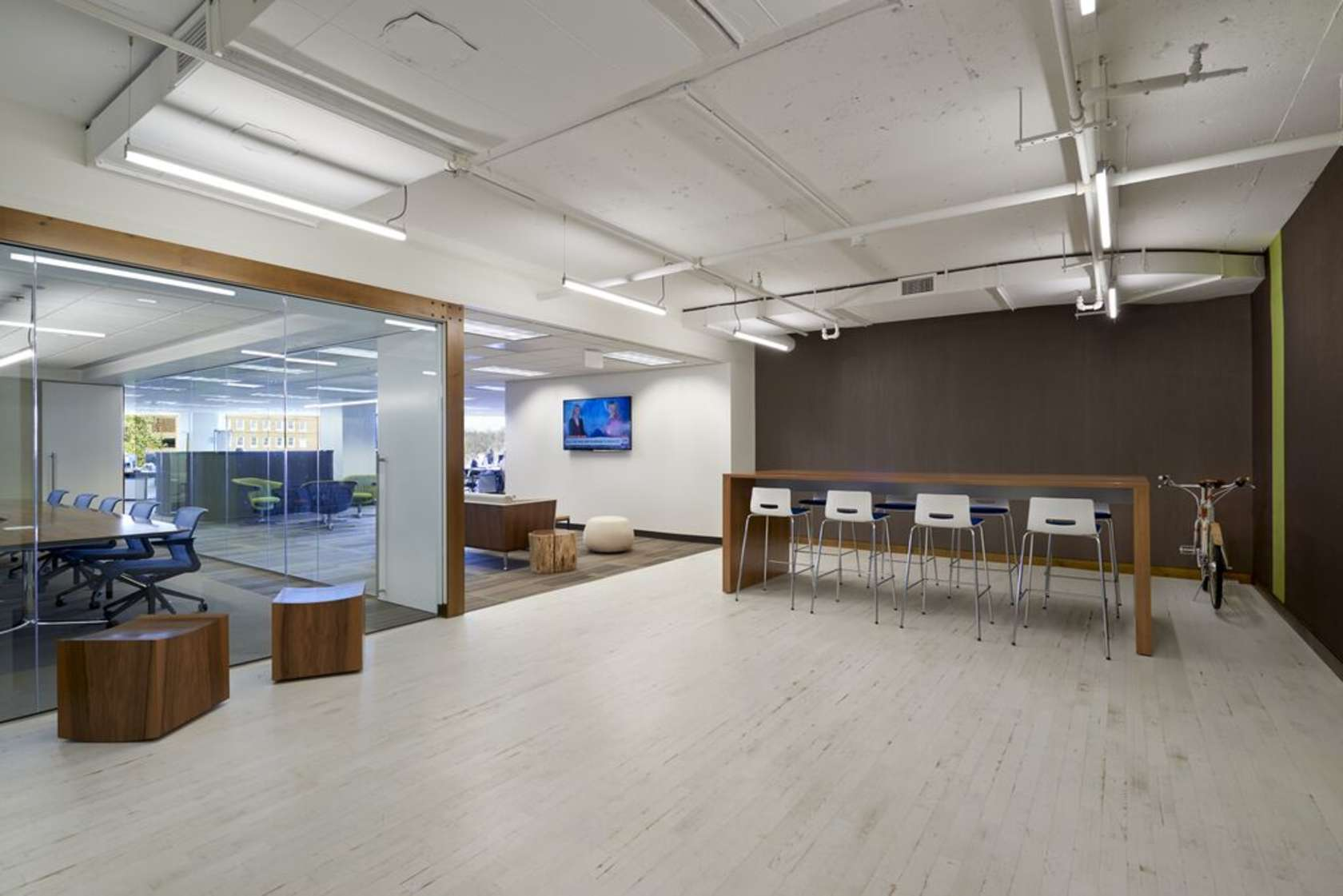 CleanChoice Energy's office space in Washington DC
