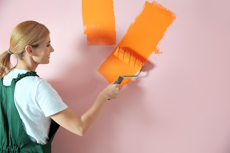 Prima Di Pitturare Una Parete pitturare le pareti interne