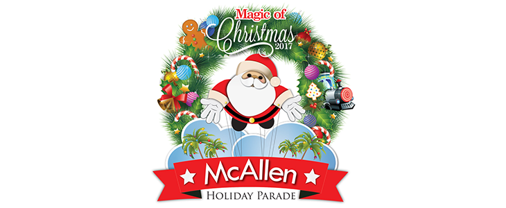 December 2: McAllen Holiday Parade in McAllen, TX