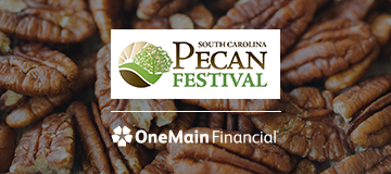 November 4: South Carolina Pecan Festival in Florence, SC