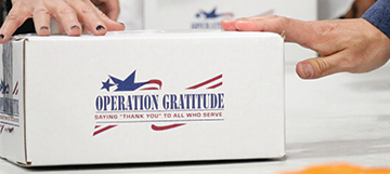 Join OneMain Financial and Operation Gratitude in Thanking Our Military and First Responders