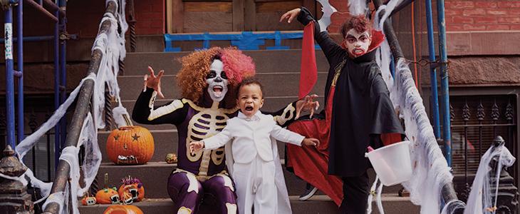 tricks to save money on halloween costumes