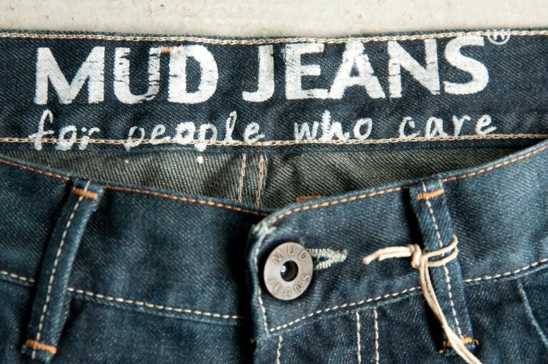 MUD jeans- recikliran jeans in ekološki bombaž