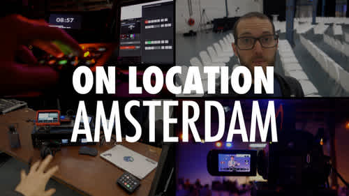 On Location: Two day conference in Amsterdam