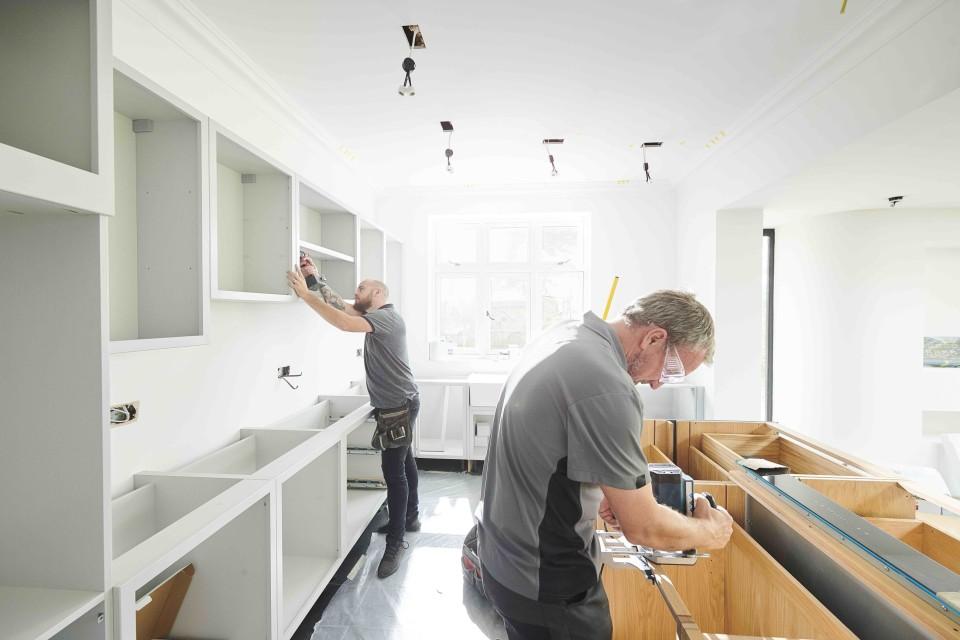 Küchenumbau -  Checkliste