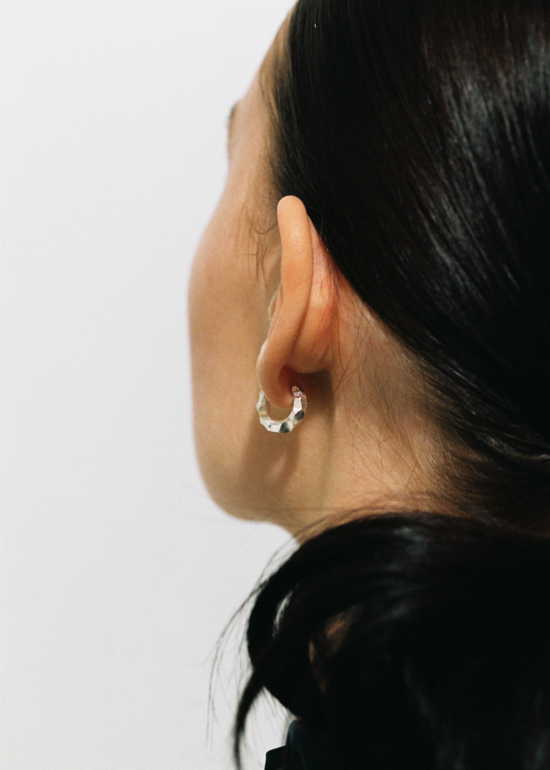 Almost earrings thin