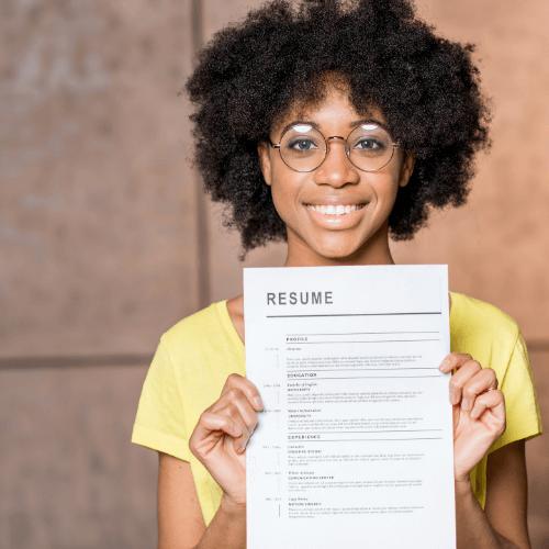 3 TIPS TO MAKE YOUR CV SHINE