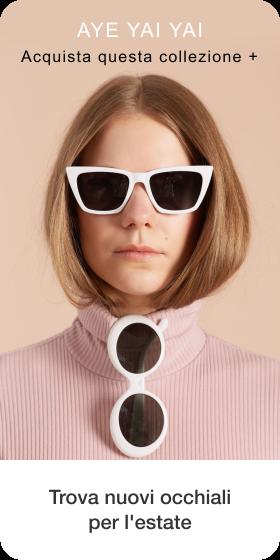 Immagine della creazione di un Pin con una foto di una persona con occhiali da sole e altro testo nella sezione inferiore