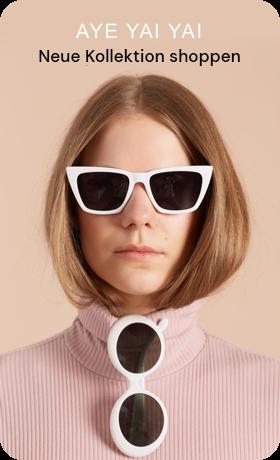 Bild eines Pins bei der Erstellung, auf dem eine Person mit Sonnenbrille zu sehen ist, mit mehr Text