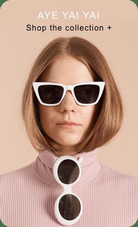 Изображение пина, создаваемого из фотографии девушки в очках, с дополнительным текстом