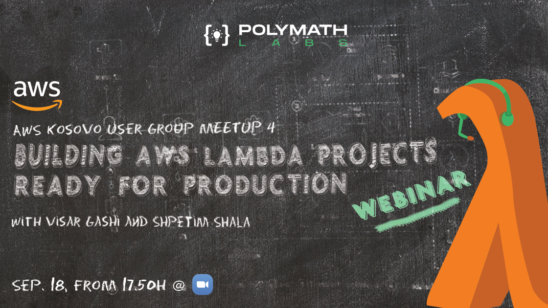 The Polymath Labs AWS Meetup Leads Global Group of Developers In Hands-On AWS Lambda Demonstration