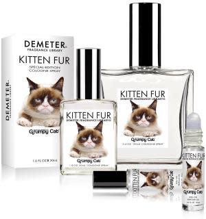 Grumpy Cat - Demeter Fragrance - Kitten Fur