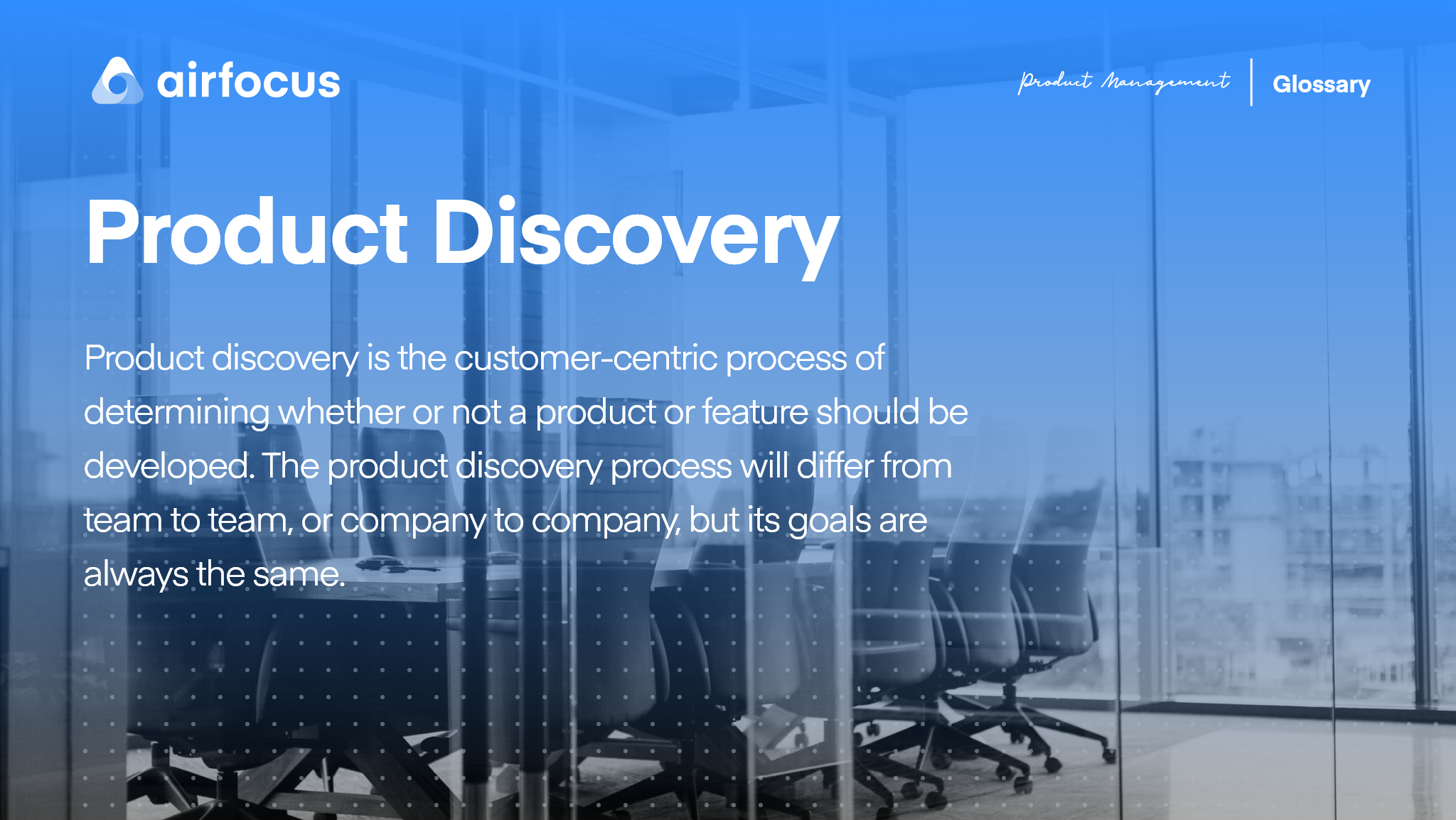 What Is Product Discovery?
