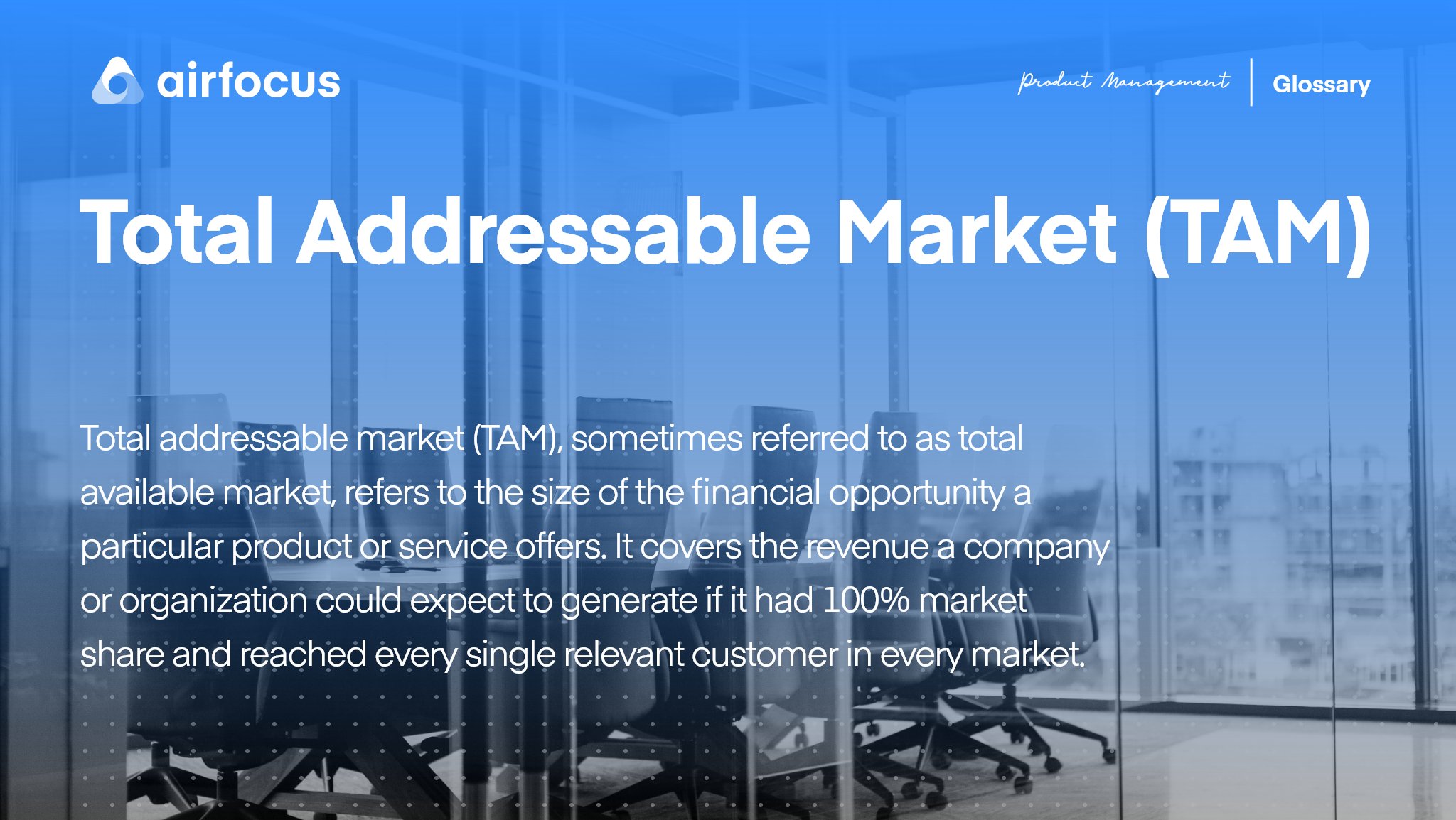 What Is Total Addressable Market (TAM)