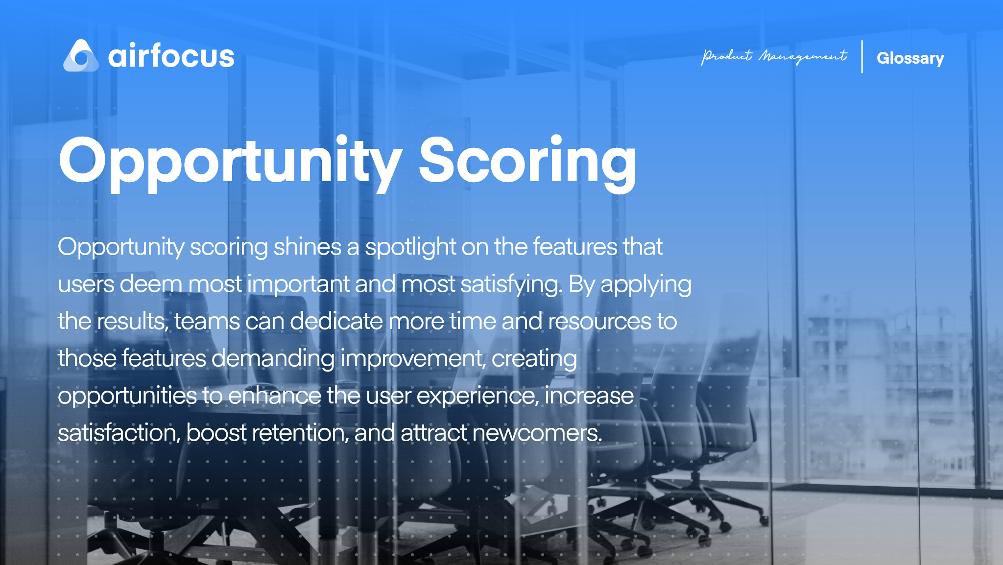 What Is Opportunity Scoring?