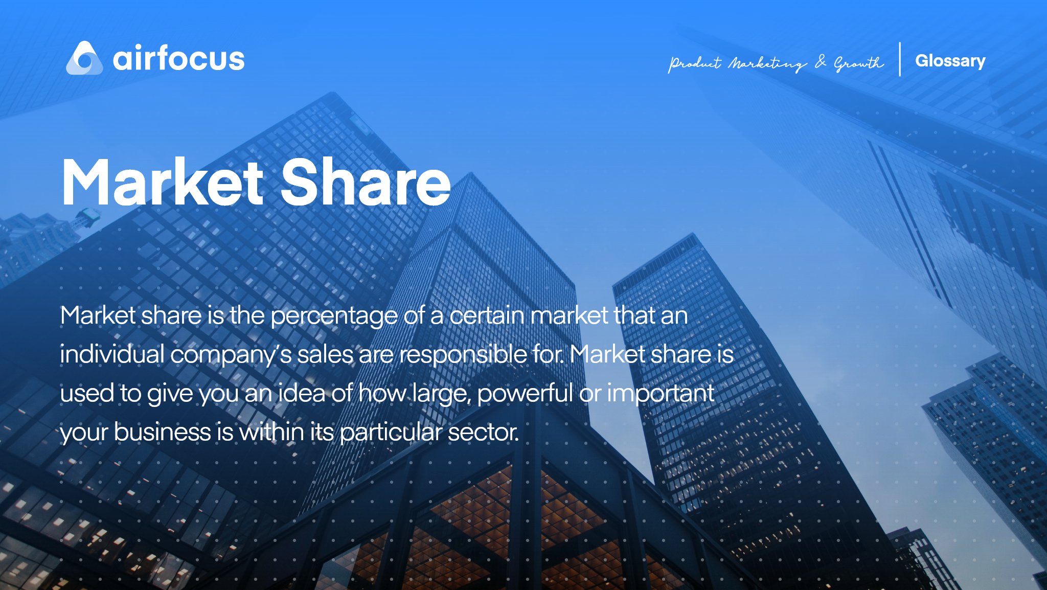 What is Market Share