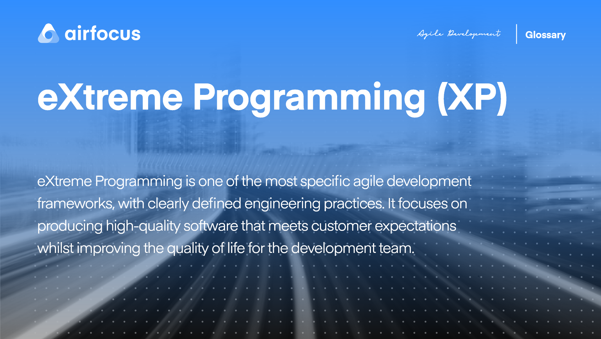 What Is eXtreme Programming (XP)